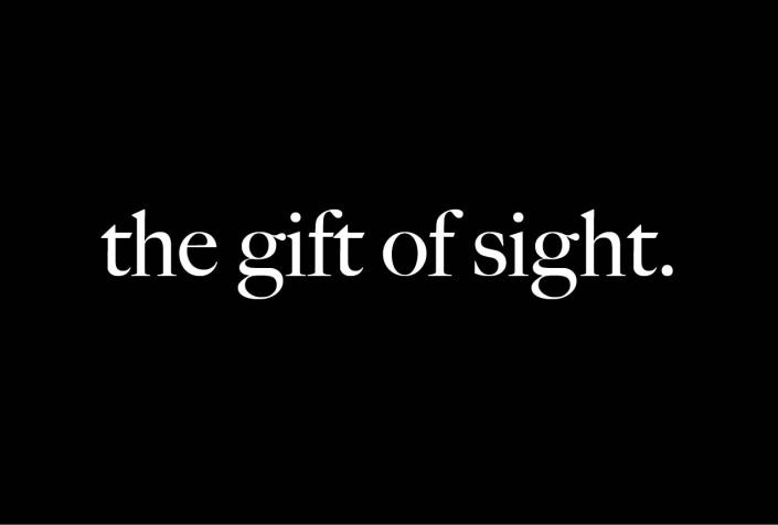 giftofsight